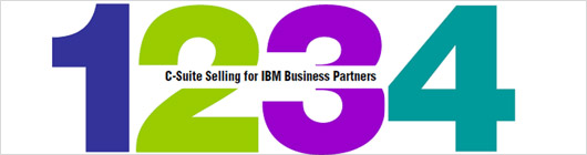 1234 C-Suite Selling for IBM Business Partners