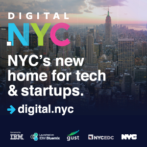 digital.nyc - NYC's new home for tech and startups