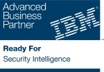 Advanced Business Partner. Ready for IBM Security Intelligence mark