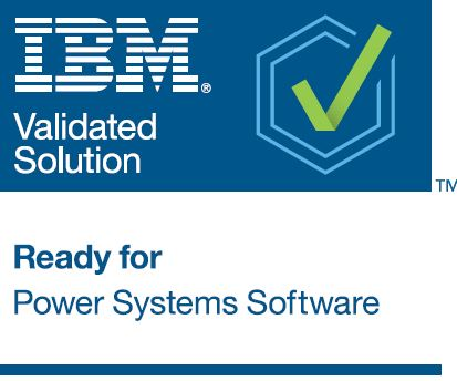Ready for IBM Power Systems Software mark
