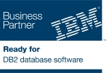 Ready for DB2 database software mark