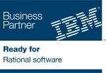 Ready for IBM Rational software mark