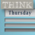 Information Management Think Thursday webcast series