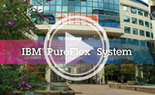 An screen capture of video Why Sogeti selected IBM PureFlex for their clients