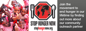 Stop Hunger Now. Join the movement to end hunger in our lifetime by finding out more about aur community outreach partner.