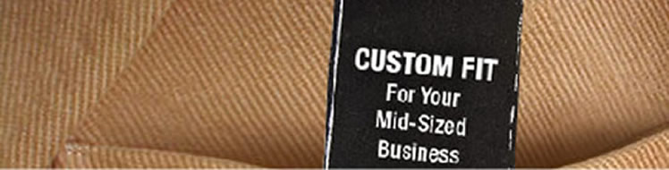 Custom Fit - For Your Mid-Sized Business