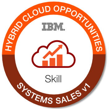 IBM Hybrid Cloud Opportunities Systems Sales v1