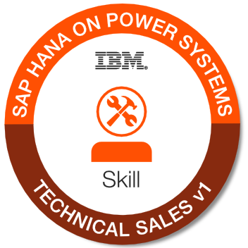 SAP HANA on Power Systems - Technical Sales v1