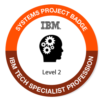 Systems Technical Sales Specialist Project - Level 2