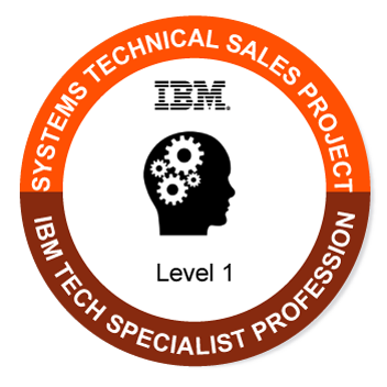 Systems Technical Sales Specialist Project - Level 1