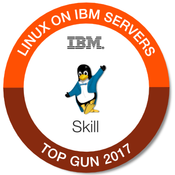 2017 Linux on IBM Servers Top Gun
