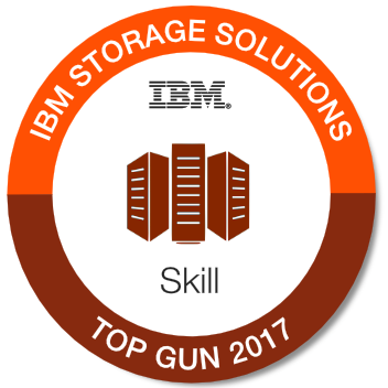 2017 IBM Storage Solutions Top Gun